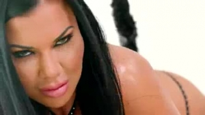 Jasmine Jae is a naughty, blonde babe who likes to have sex in the sauna with her lover